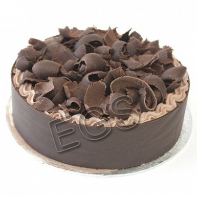 Chocolate Chip Cake from Pearl Continental Hotel gift delivery to Pakistan