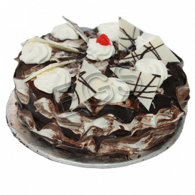 Chocolate Gateau Cake from Pear Continental Hotel delivery to Pakistan