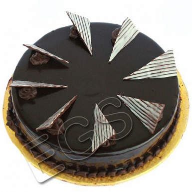 2lbs Hob Nob Tripple Fudge Cake delivery to Pakistan