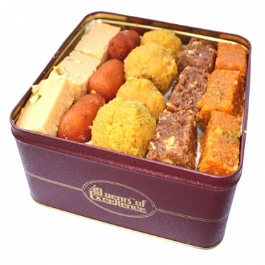 Mix Mithai delivery to Pakistan