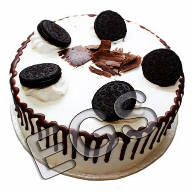 2lbs Orio Ice Cream Cake From Kitchen Cuisine delivery to Pakistan