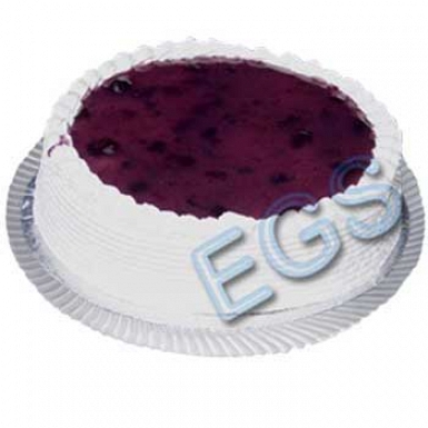 Blue Berry cake from Serena Hotel delivery to Pakistan