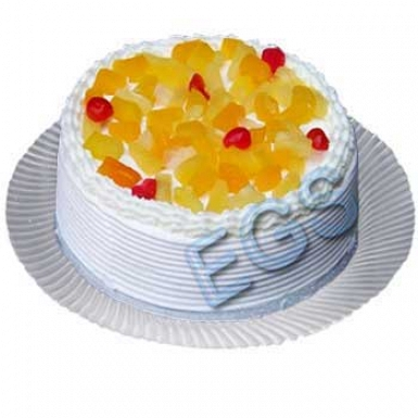 Mix Fruits Cocktail cake from Serena Hotel delivery to Pakistan