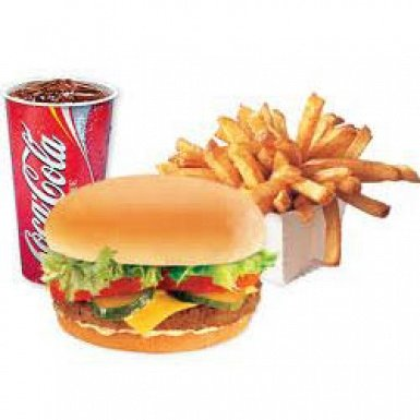 Burger Meal Deal for 5 People delivery to Pakistan