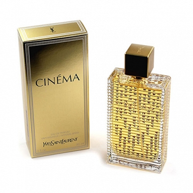 YSL Cinema Eau Toilette Spray 90ml - YSL Women Perfume