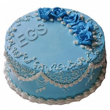 2lbs Blue Dairy Milk Cake delivery to Pakistan